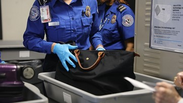 TSA says missed gun at Hartsfield-Jackson airport has no relation to shutdown