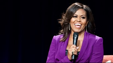 Michelle Obama takes home Grammy for Best Spoken Word Album