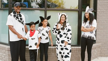 Dressing like a cow gets you free Chick-fil-A on Tuesday
