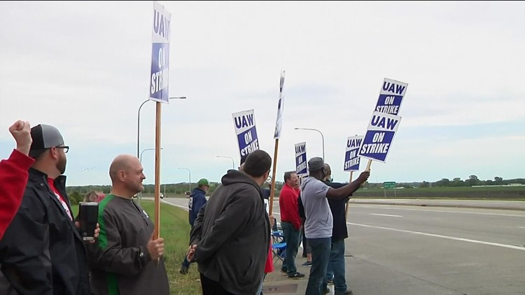 Union workers strike or plan to strike around the country amid labor shortage, severe supply chain issues