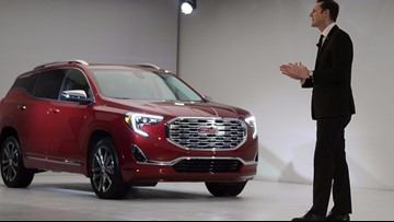 New SUVs, not cars, key to future of U.S. automaking